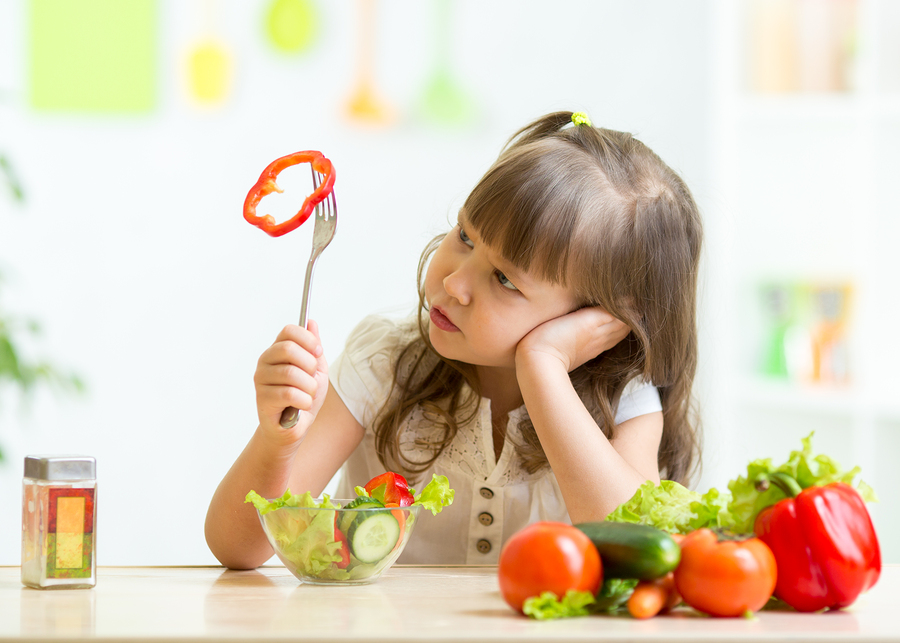 """There is no such thing as """"kid food"""""""