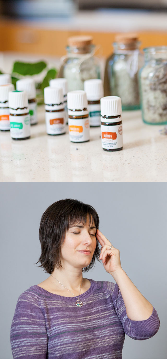 Young Living Essential Oils & EFT Tapping