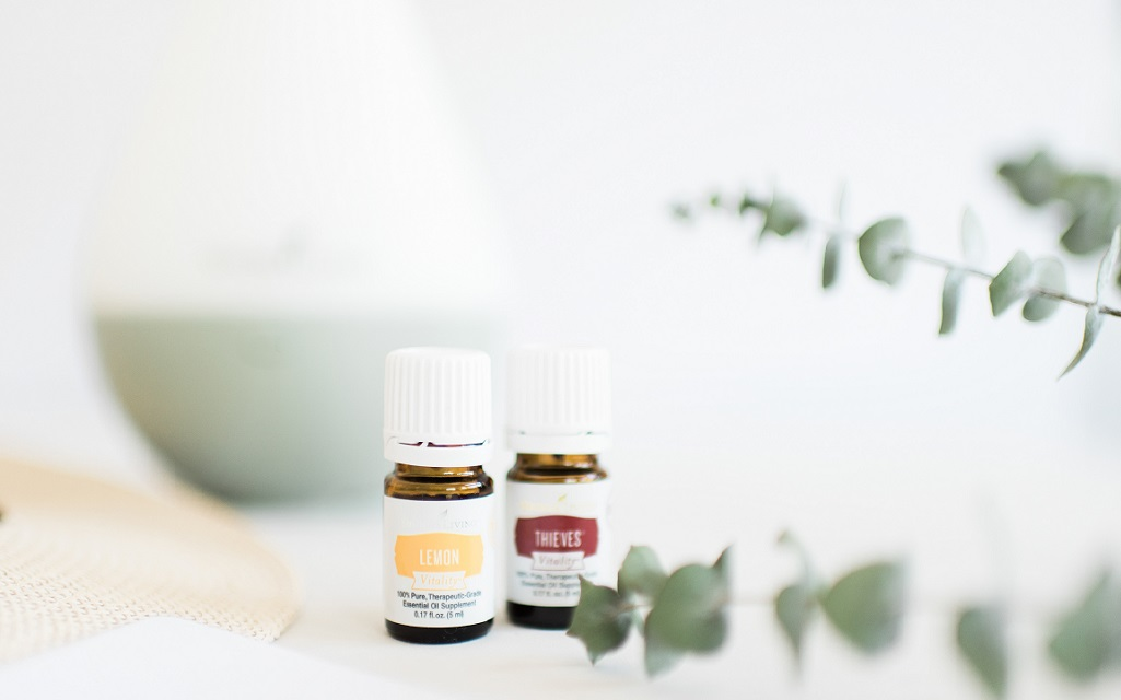 How to use essential oils when you're sick or sensitive