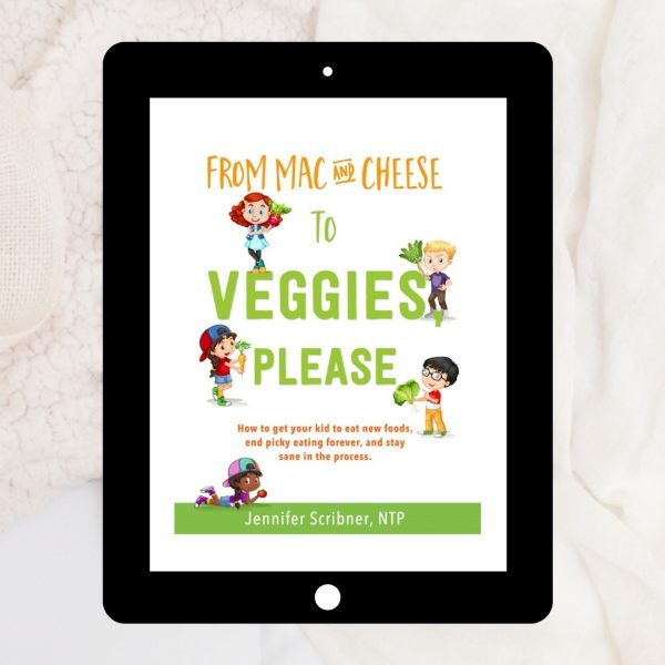 From Mac and Cheese to Veggies, Please book on ipad